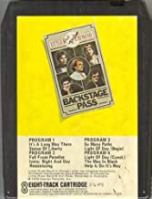 LITTLE RIVER BAND Backstage Pass 8 Track Tape