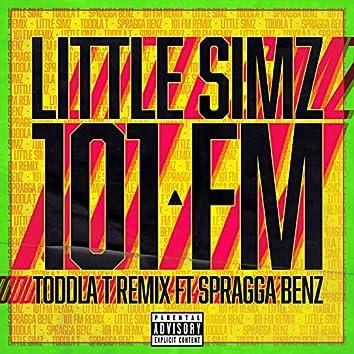 101 FM (Toddla T Remix)