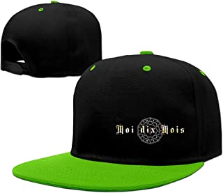 Moi Dix Mois Japanese Gothic Metal Band Rock Punk Baseball Hat Fashion Caps