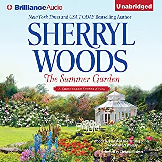 The Summer Garden     Chesapeake Shores, Book 9              Auteur(s):                                                                                                                                 Sherryl Woods                               Narrateur(s):                                                                                                                                 Christina Traister                      Durée: 9 h et 47 min     Pas de évaluations     Au global 0,0
