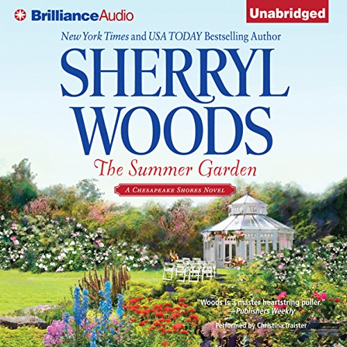 The Summer Garden audiobook cover art