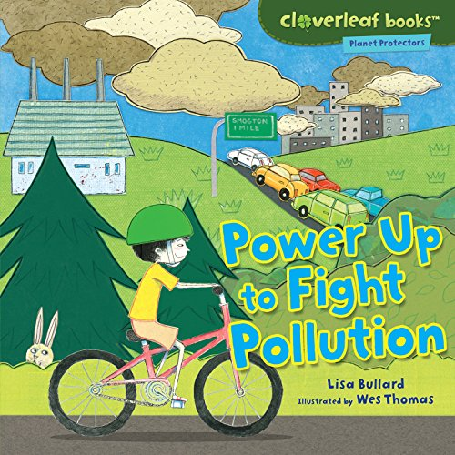 Power Up to Fight Pollution copertina