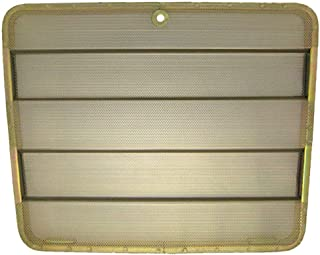 All States Ag Parts Grille Insert Screen - Lower Massey Ferguson 265 255 275 285 532234M91