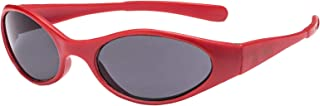 Sans Plomb Men's Sunglasses - 100-red - 55-17-115 mm