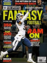 The Best Fantasy Football Magazines Draft Guides 2019 Update