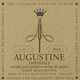 AA Augustine Classical Guitar Strings (HLSETIMPBLACK)