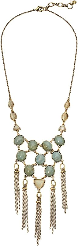 Jasper Collar Necklace