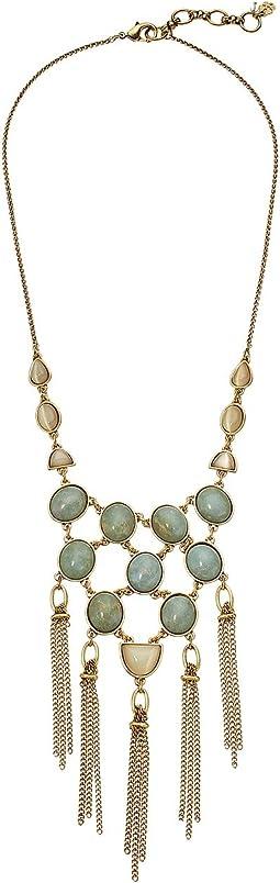 Jasper Collar Necklace