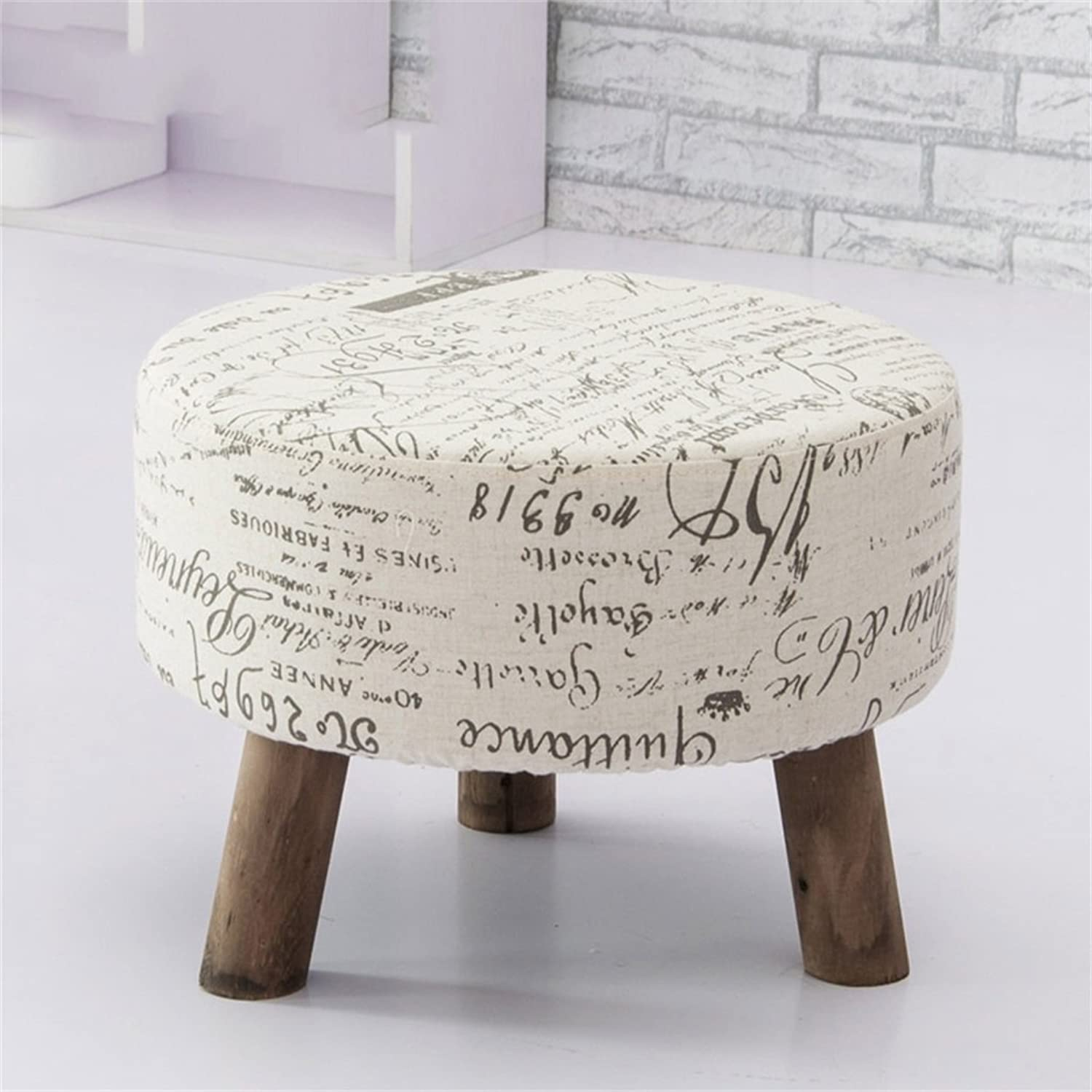 DQMSB shoes Bench - Fabric Sofa Bench, Low Stool, Stool, Fashion Footstool (color     11)