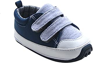 Baby Boys Girls Cotton Rubber Sloe Outdoor Sneaker First Walkers Shoes