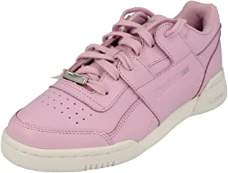 Reebok Classic Workout Plus Muted Womens Running Trainers Sneakers