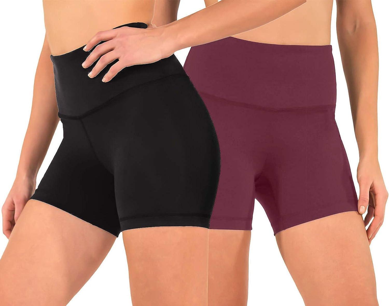 90 Ranking TOP16 Degree By Reflex 5 popular High Waist Power Tummy Yoga Flex - Shorts Co