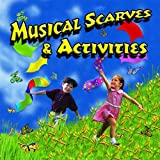 Kimbo Educational Musical Scarves and Activities CD, Ages 3 to 7