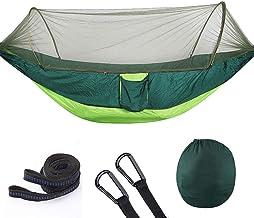 Hammock Tent Opknoping stoel Swing Tuin Outdoor Indoor Meubilair Parachute Boho Draagbare Mosquito Net Tree Camping Neck R...