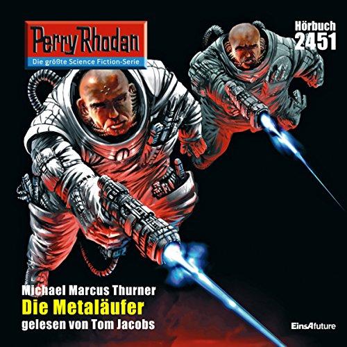 Die Metaläufer audiobook cover art