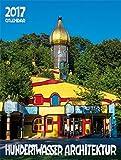Großer Hundertwasser Architektur Kalender 2017: Das Original
