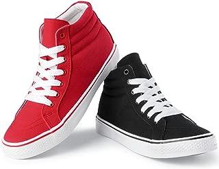 Urban Groove Hip-Hop Dance Sneaker High-Top Canvas Unisex