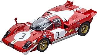 Carrera 23856 Ferrari 512 S Berlinetta Scuderia Filipinetti #3 1970 Digital 124 Slot Car 1:24 Scale