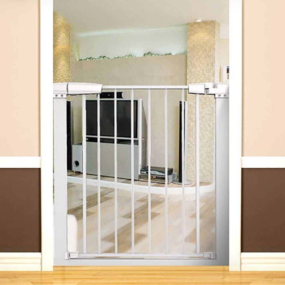 L.TSA Safety Gates Niño para escaleras Parque Infantil para bebé Perro corralito Baby Gate con Puerta para Mascotas Dog Gates Interior Baby Security Gate: Amazon.es: Deportes y aire libre