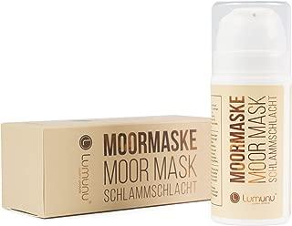 Lumunu Deluxe Moor Maske Schlammschlacht, Detox Gesichtsmaske gegen Hautunreinheiten, von Venize