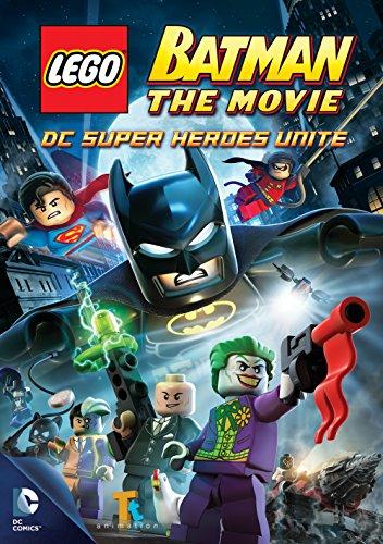 Lego Batman: The Movie - DC Super heroes Unite (plus bonus features!)