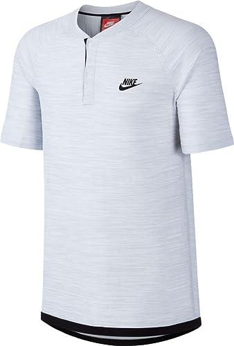 Nike M NSW TCH KNT SS T-Shirt à Manches Courtes pour Homme