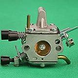 De Galen Piezas de repuesto para carburadores Huq 41341200653 Carburador nuevo para Stihl Fs250 Fs200 Fs120 Trimmer Weedeater Parts