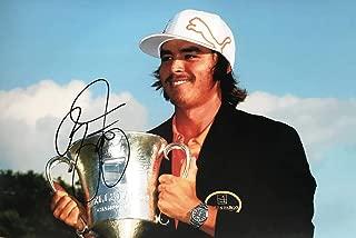 Signed Rickie Fowler Photo, USA Golf Autograph