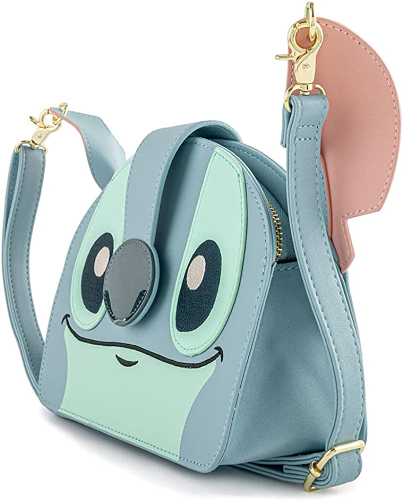 Loungefly Stitch Luau Cosplay Crossbody Bag
