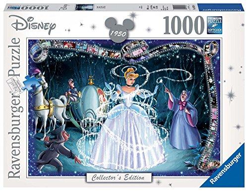 Disney - Puzzle, diseño Cenerentola, 1000 Piezas (Ravensburger 19678)