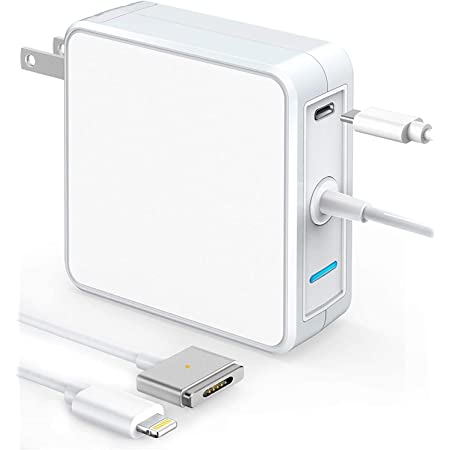 Mac Book Pro Charger AC 60W Power Adapter L-Tip Magnetic ...