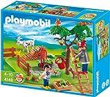 PLAYMOBIL - Granja Compact Set Recolecta (4146)