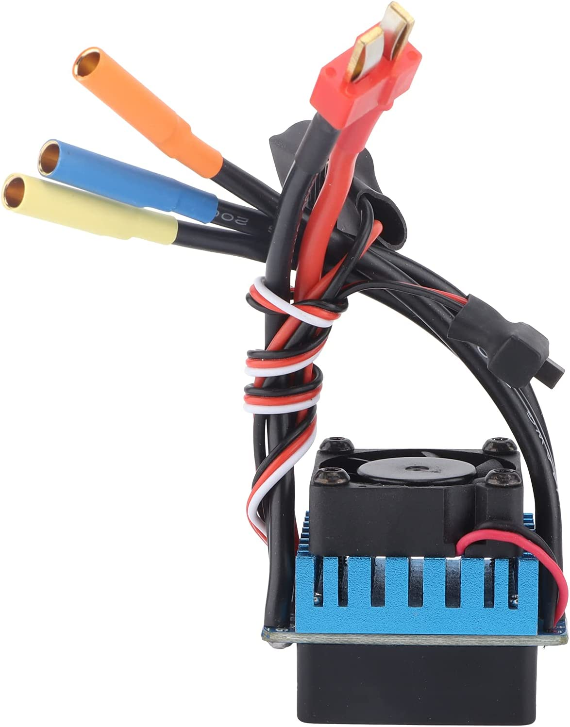 VGEBY 60A Brushless Senseless ESC Speed Super Special SALE Courier shipping free shipping held Watertight Controller fo