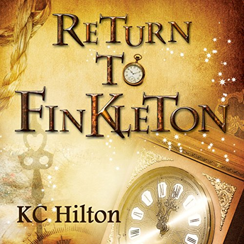 Return to Finkleton audiobook cover art