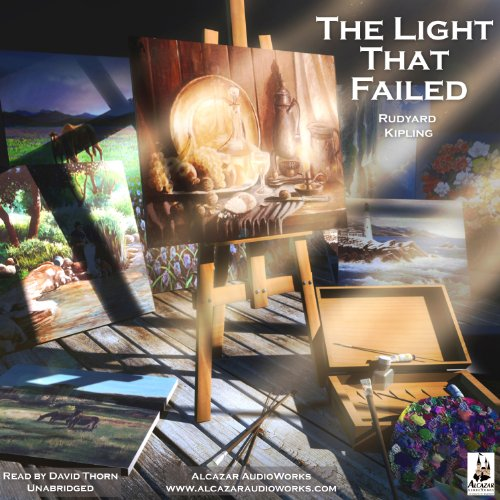 The Light That Failed audiobook cover art
