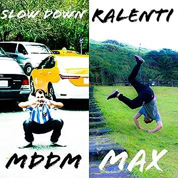 Ralenti (feat. Ma Xin)