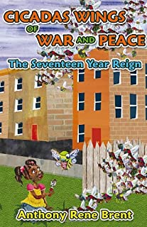 Cicadas, Wings of War and Peace: The Seventeen-Year Reign