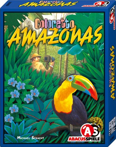 Abacus アマゾンの生き物