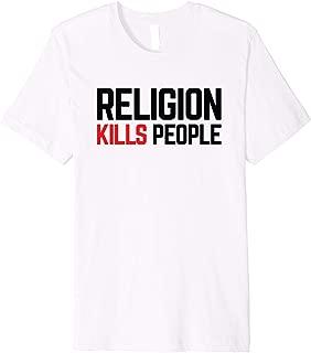 Best religion kills t shirt Reviews
