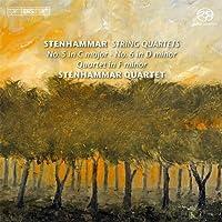 Stenhammar: String Quartets, Vol. 2 by Stenhammar Quartet