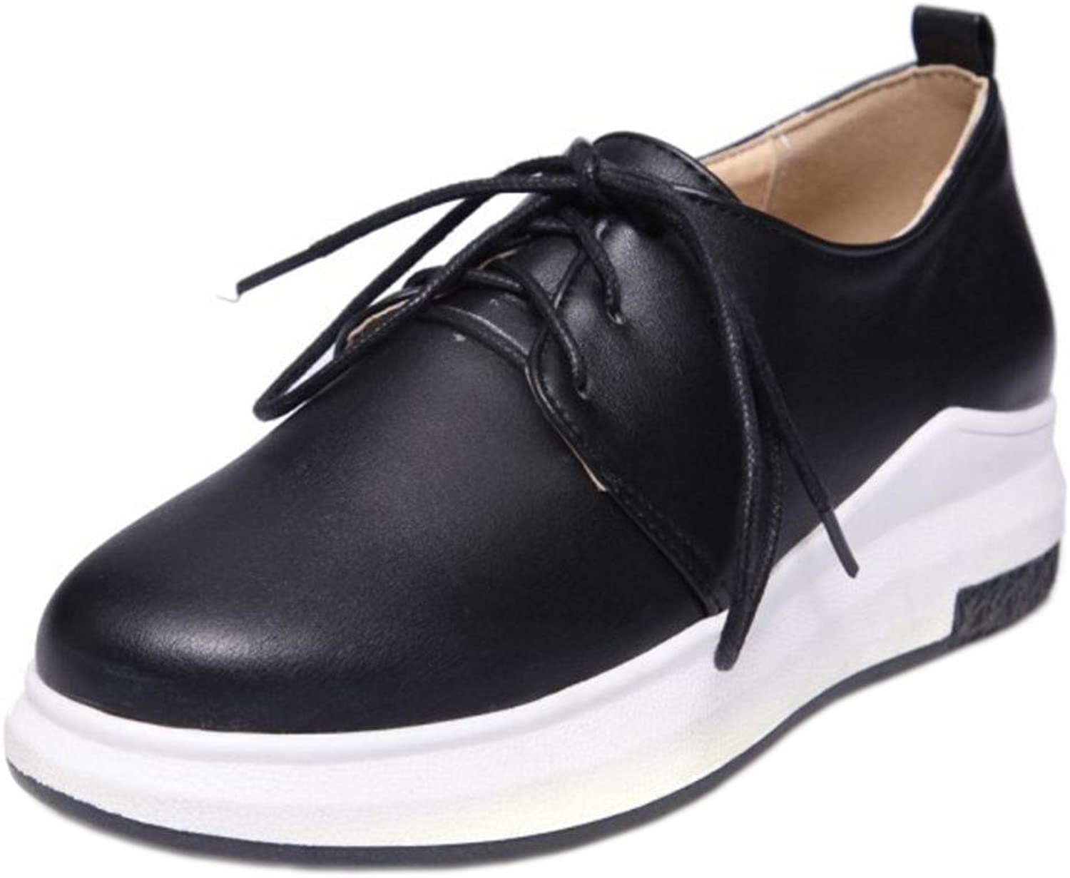 AicciAizzi Women Lace Up shoes