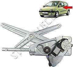 STARKIT PERFORMANCE - Mecanismo elevalunas eléctrico Delantero Izquierdo con Motor para Renault Twingo 1 de 1993 a 2007.