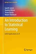 An Introduction to Statistical Learning: with Applications in R (Springer Texts in Statistics) PDF
