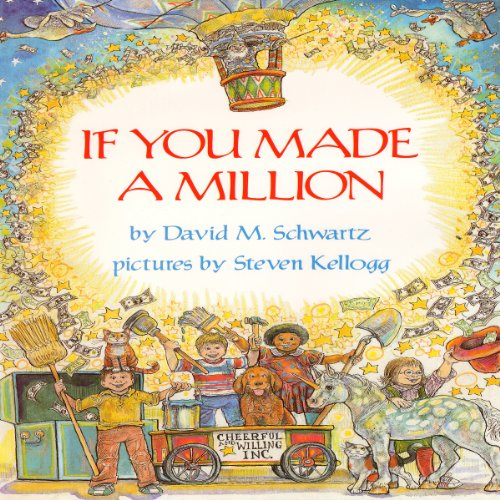 If You Made a Million audiobook cover art