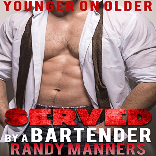 Served by a Bartender audiobook cover art