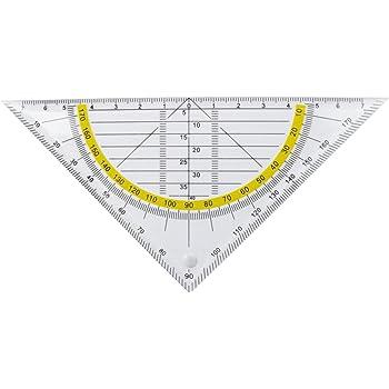 Liderpapel ES09 Geodreieck 16 cm