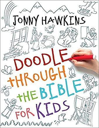 Doodle Through the Bible for Kids (2016-04-01)