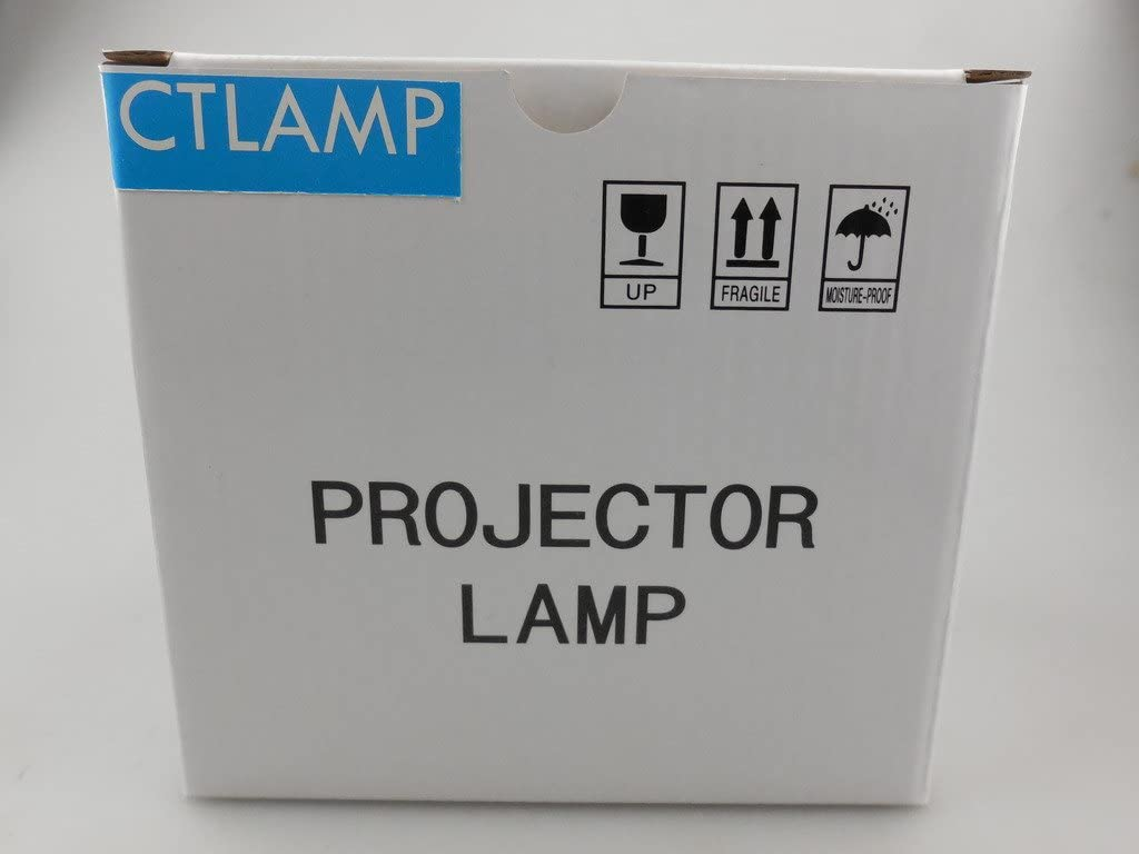 CTLAMP A+ Quality BL-FP180E / SP.8EF01GC01 Professional Replacement Projector Lamp with Housing Compatible with OPTOMA ES523ST EX540 EX542 TX540 TX542 DW531ST EW533ST EX523ST GT360 GT700 GT720