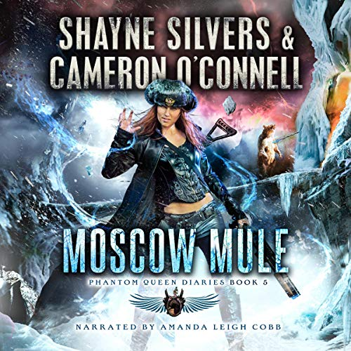 Moscow Mule audiobook cover art