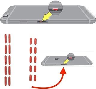 iPhone Liquid Water Damage Seal Warranty Sensor Indicator Sticker Compatible, iPhone 6 Plus/6S Plus